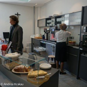 Kirchenkaffee in der MangBox